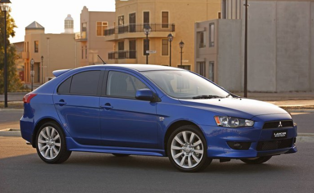 2009 Mitsubishi Lancer Sportback Owners Manual