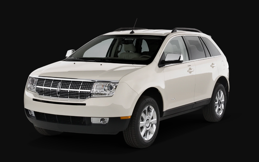 2010 Lincoln MKX Owners Manual