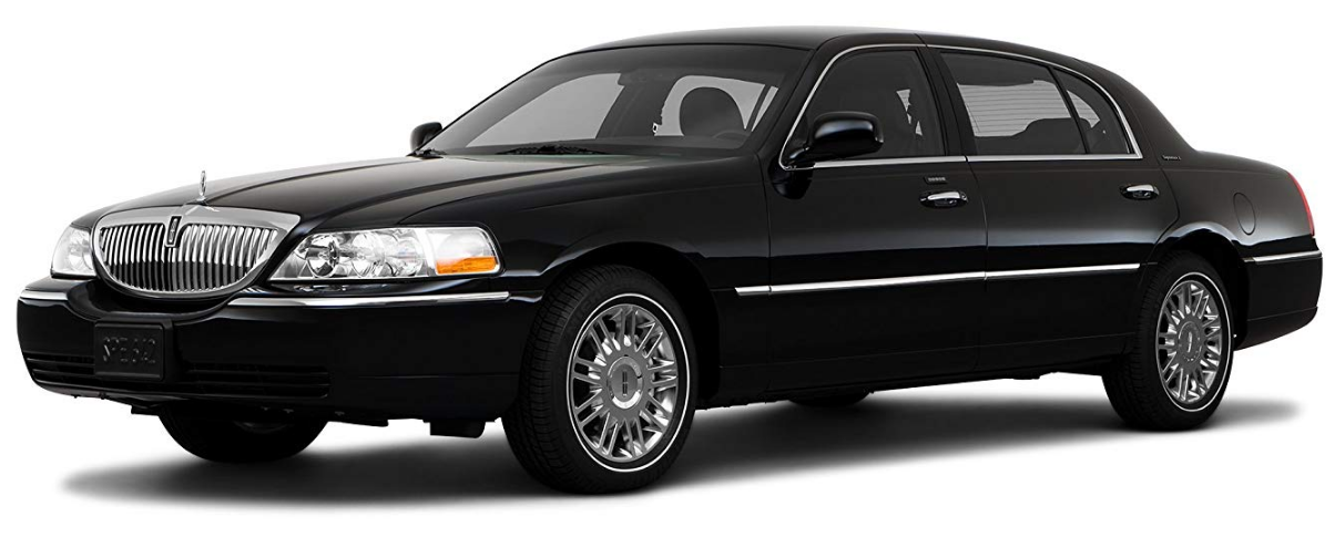 2010 Lincoln Town Car Owners Manual