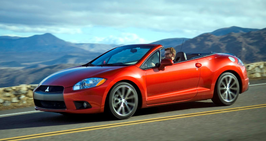 2010 Mitsubishi Eclipse Owners Manual