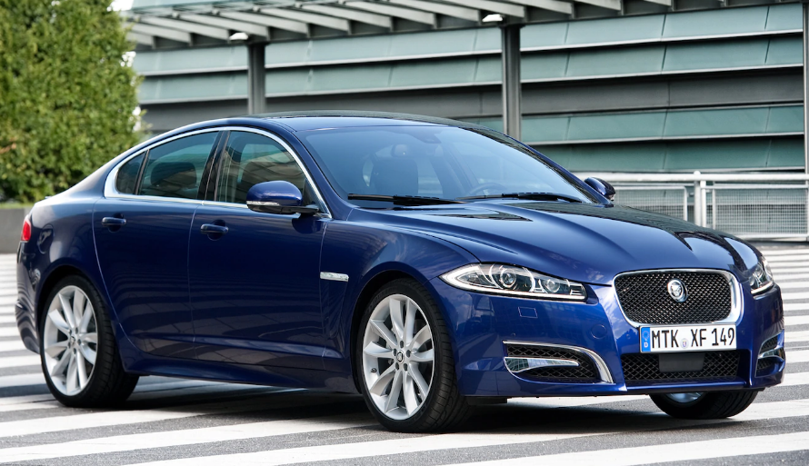2012 Jaguar XF Owners Manual