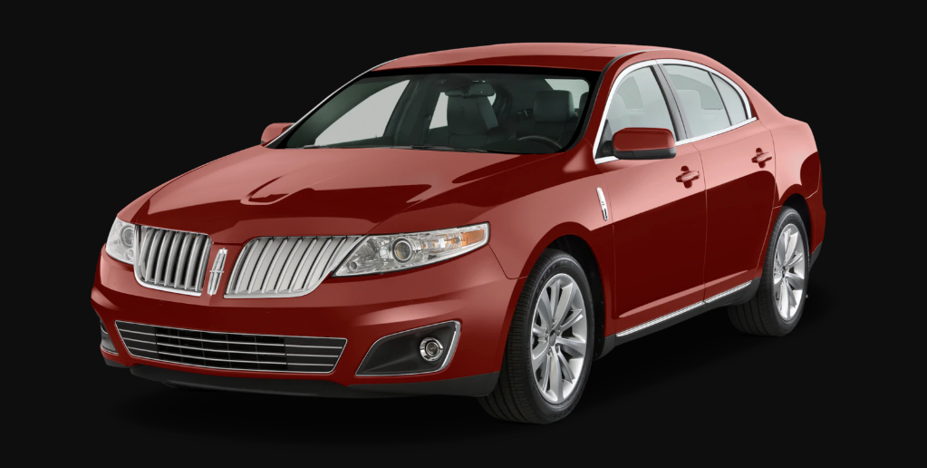 2012 Lincoln MKS Owners Manual