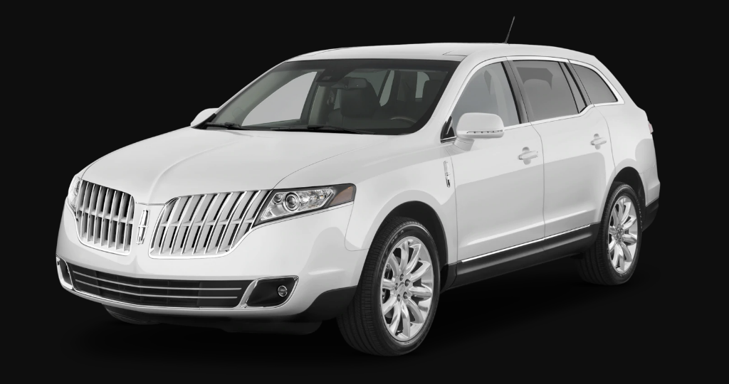 2012 Lincoln MKT Owners Manual