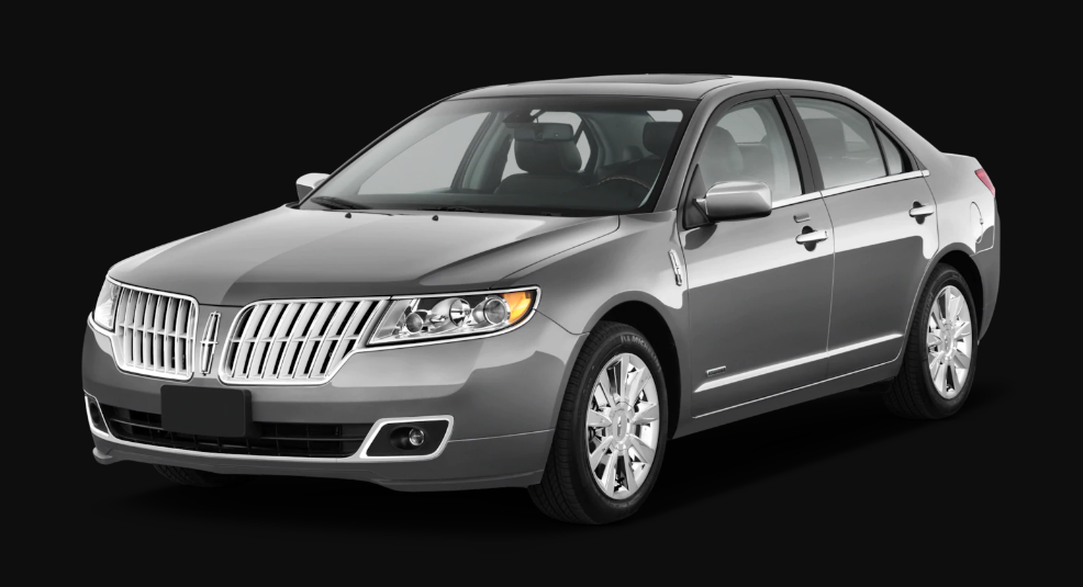 2012 Lincoln MKZ Owners Manual