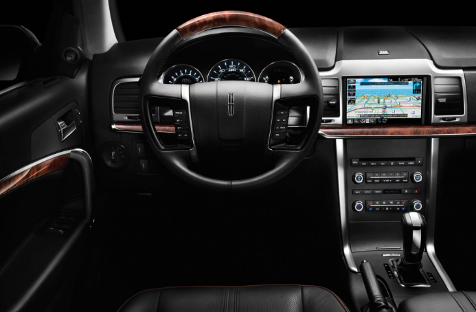 2012 Lincoln MKZ Interior and Redesign