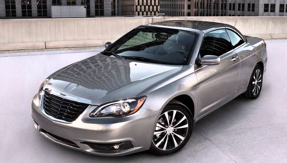 2013 Chrysler 200 Owners Manual