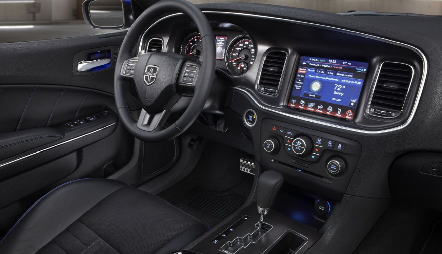 2013 Dodge Charger Interior and Redesign