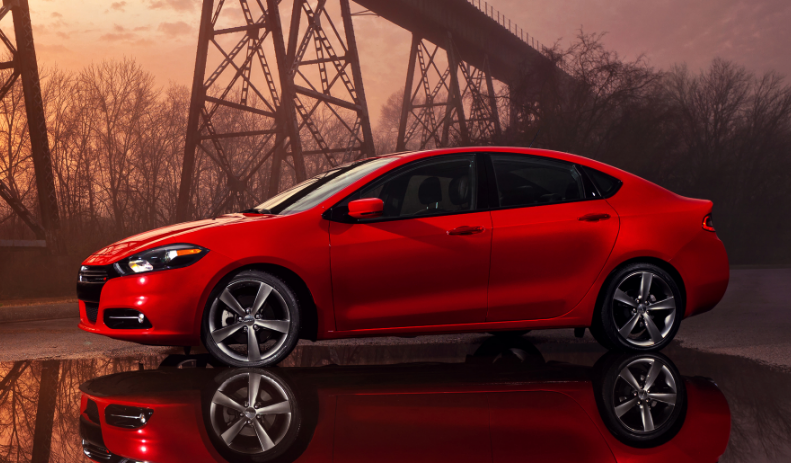 2013 Dodge Dart Owners Manual