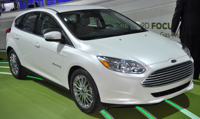 2013 Ford Focus Electric Owners Manual