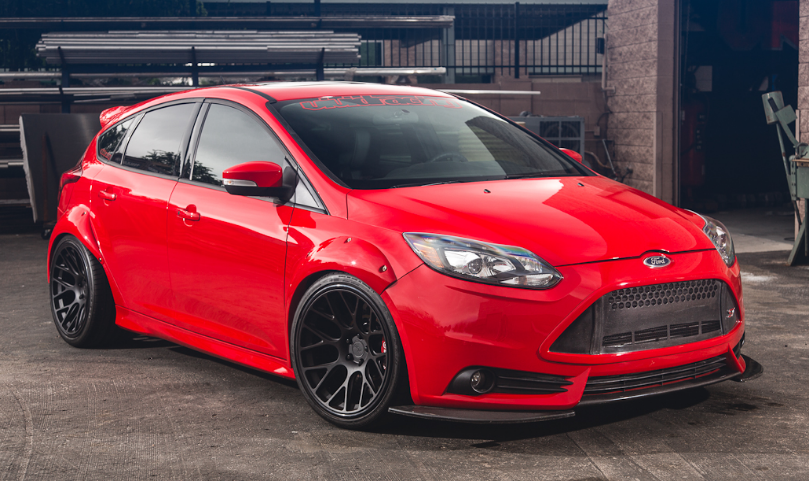 2013 Ford Focus ST Owners Manual