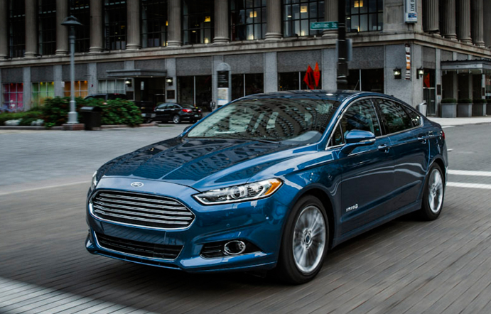 2013 Ford Fusion Energi Owners Manual