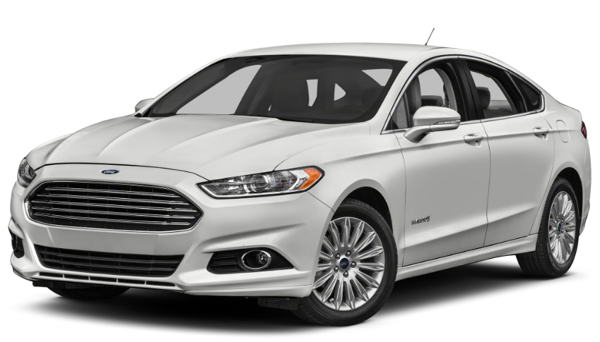 2013 Ford Fusion Hybrid Owners Manual