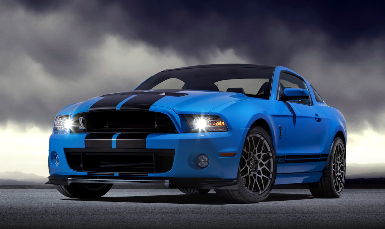 2013 Ford Mustang Shelby GT500 Owners Manual