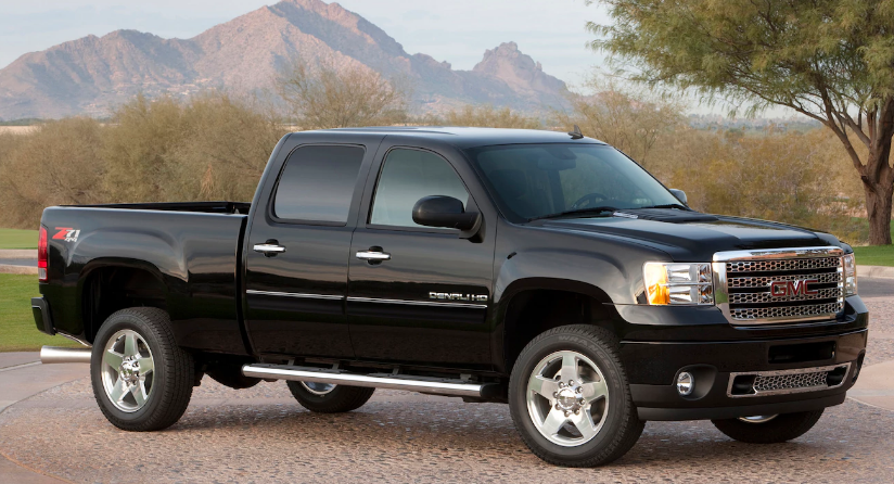 2013 GMC Sierra 2500 Owners Manual