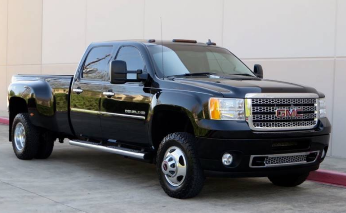 2013 GMC Sierra 3500 Owners Manual