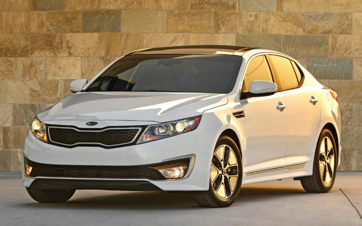 2013 Kia Optima Hybrid Owners Manual