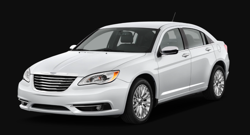 2014 Chrysler 200 Owners Manual