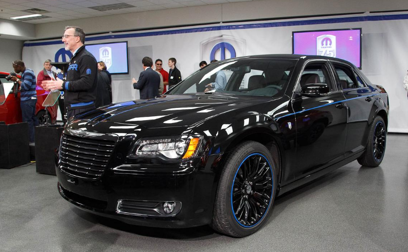 2014 Chrysler 300 Owners Manual