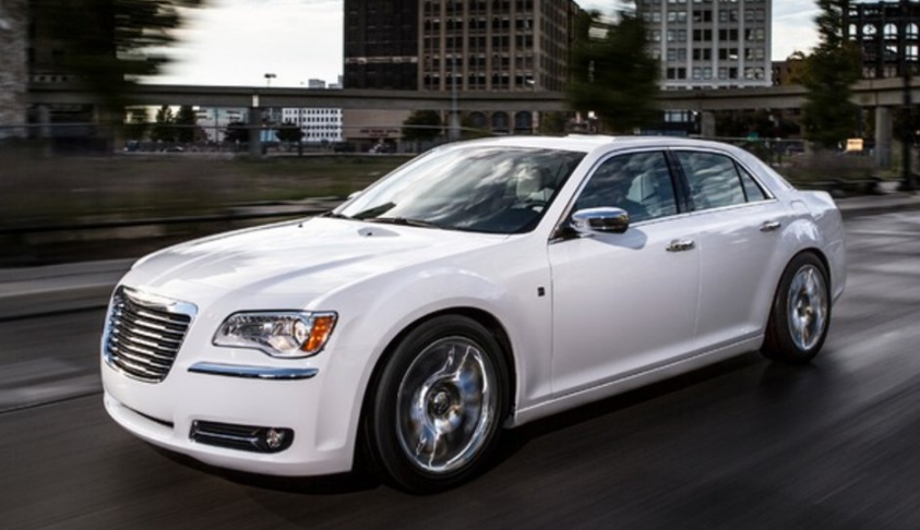 2014 Chrysler 300C Owners Manual