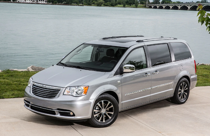 2014 Chrysler Town & Country Owners Manual