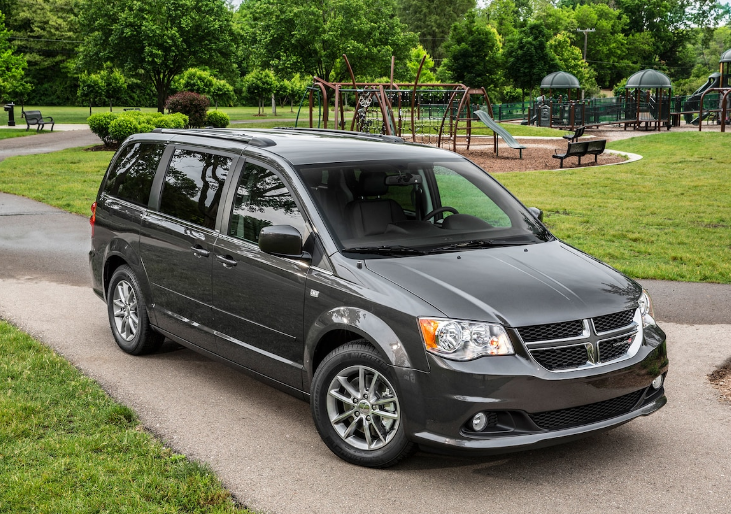 2014 Dodge Grand Caravan Owners Manual