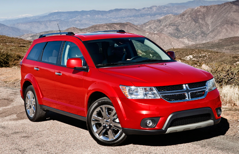 2014 Dodge Journey Owners Manual