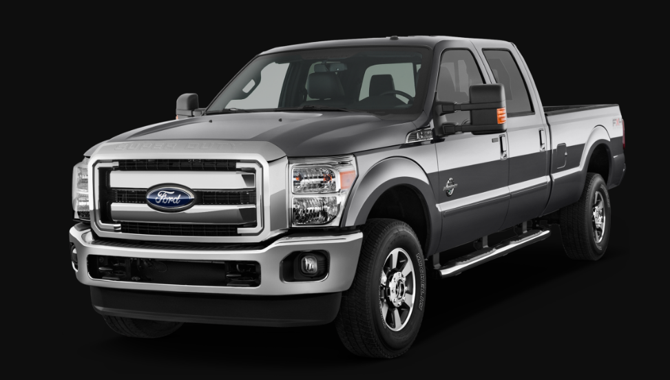 2014 Ford F-350 Owners Manual