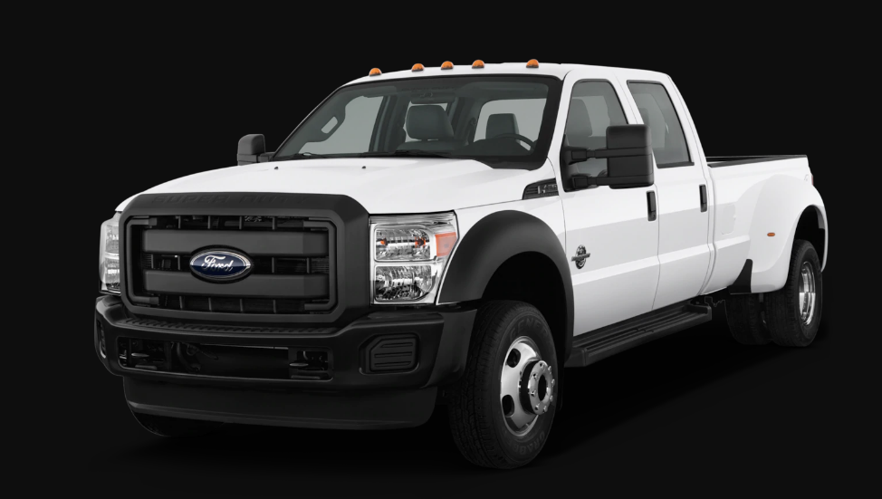 2014 Ford F-450 Owners Manual