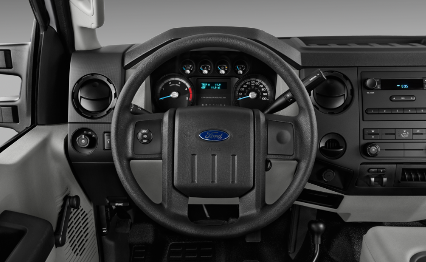 2014 Ford F-450 Interior and Redesign