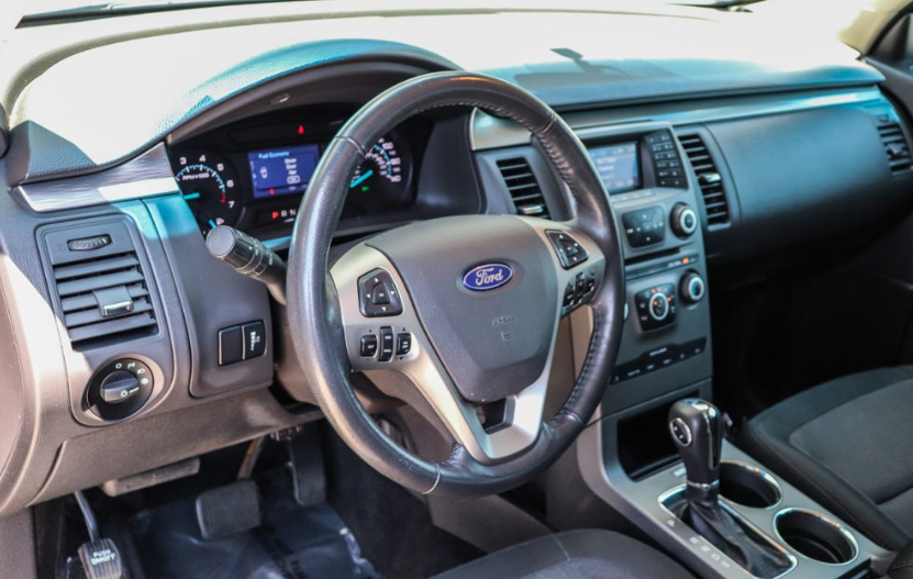 2014 Ford Flex Interior and Redesign