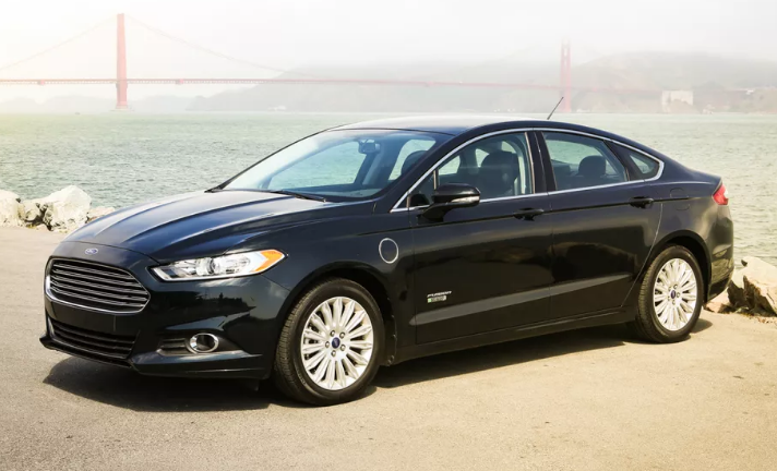 2014 Ford Fusion Energi Owners Manual
