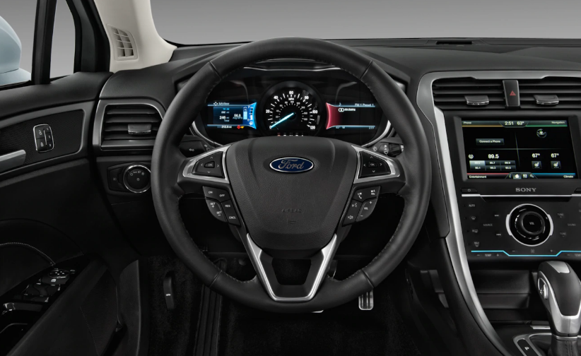 2014 Ford Fusion Energi Interior and Redesign