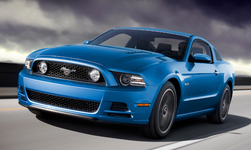 2014 Ford Mustang Owners Manual