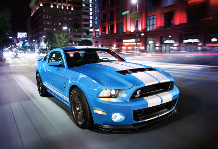 2014 Ford Shelby GT500 Owners Manual