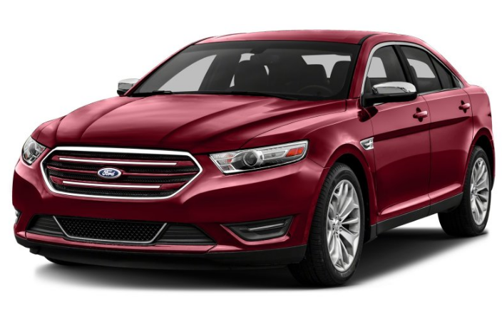 2014 Ford Taurus Owners Manual