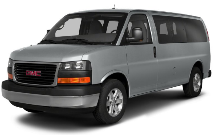 2014 GMC Savana 3500 Owners Manual