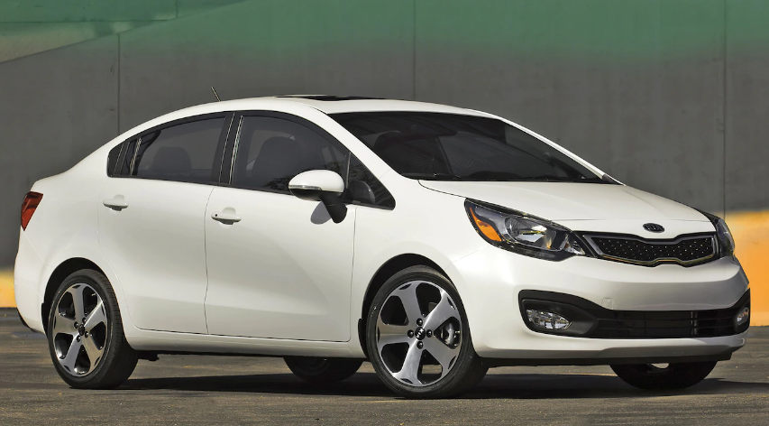 2014 Kia Rio Owners Manual