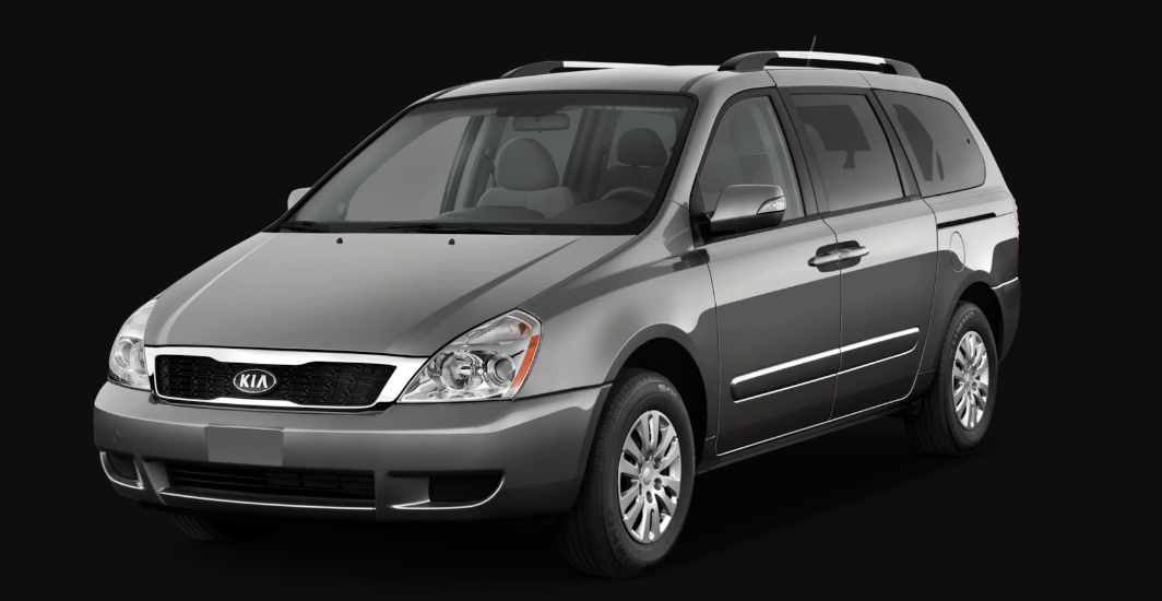 2014 Kia Sedona Owners Manual