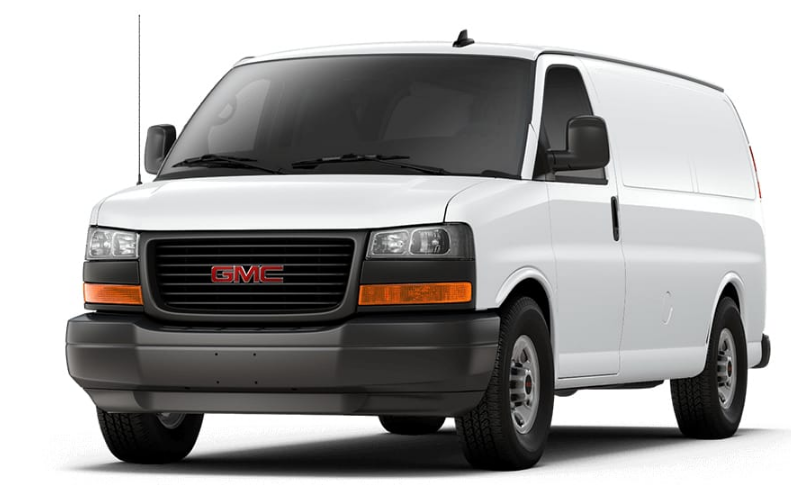2014 GMC Savana 2500 Owners Manual