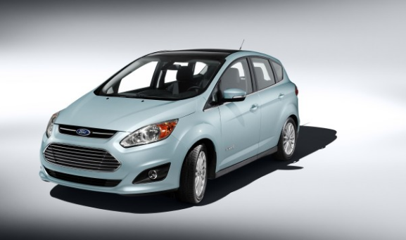 2015 Ford C-Max Owners Manual