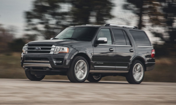 2015 Ford Expedition Owners Manual
