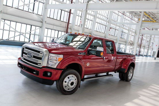 2015 Ford F-450 Owners Manual