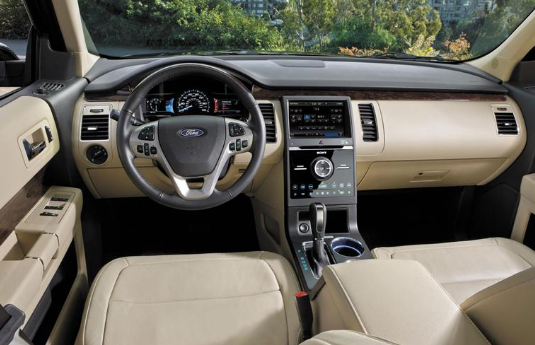 2015 Ford Flex Interior and Redesign