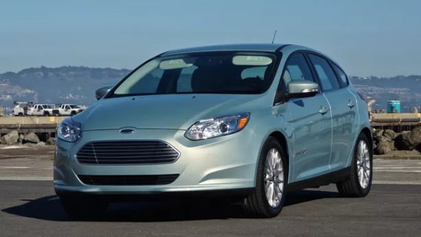 2015 Ford Focus Electric Owners Manual
