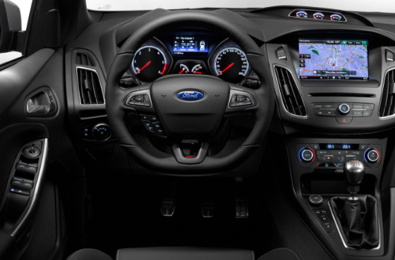 2015 Ford Focus ST Interior and Redesign