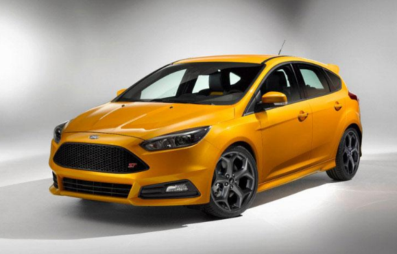 2015 Ford Focus ST Owners Manual