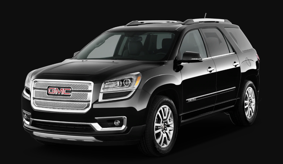 2015 GMC Acadia Owners Manual