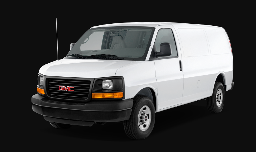 2015 GMC Savana 3500 Owners Manual