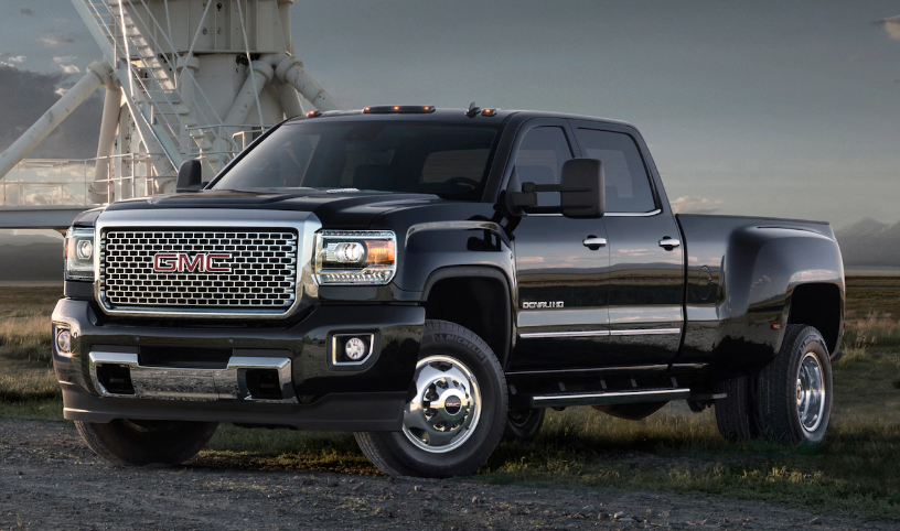 2015 GMC Sierra 3500 Owners Manual