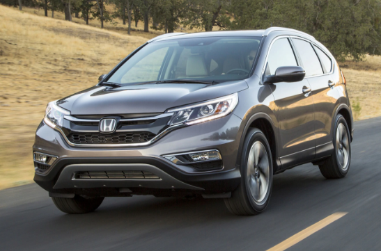 2015 Honda CR-V Owners Manual